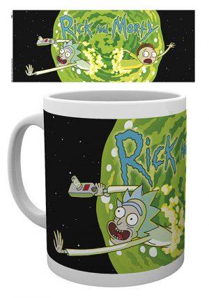 Rick and Morty - Portal Logo