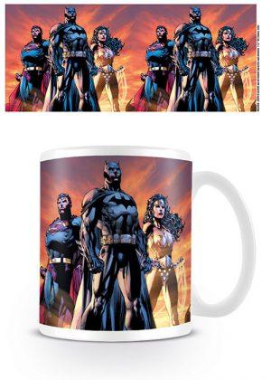 Justice League - Trio