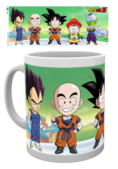 Dragon Ball Z - Chibi