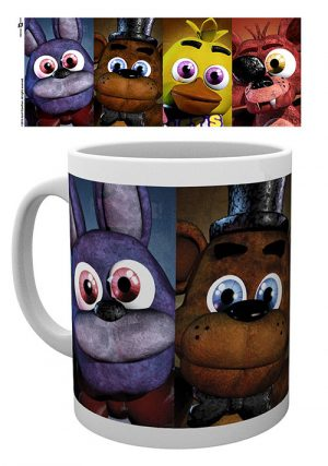 Five Nights at Freddy's - Squad