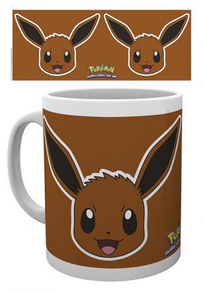 Pokemon - Eevee Face