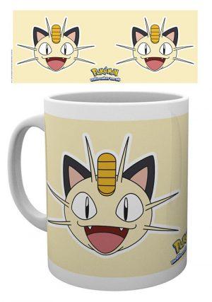 Pokemon - Meowth Face