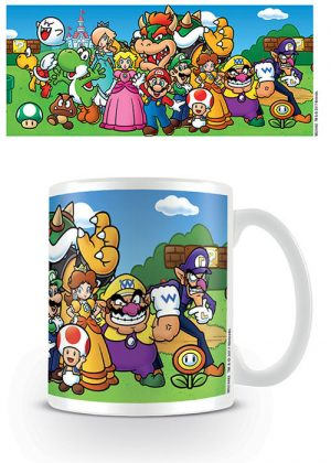 Mario - Characters Mug