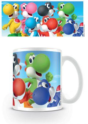 Mario - Yoshi