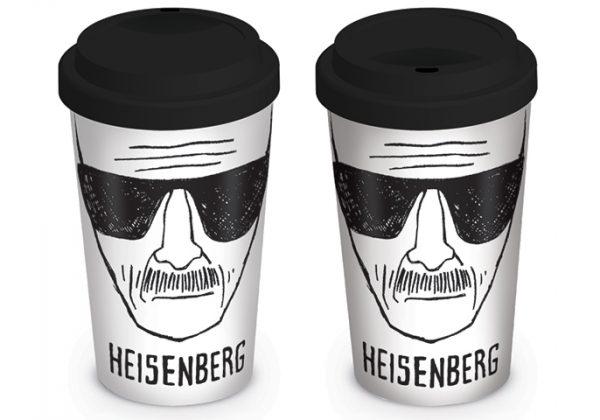 Breaking Bad - Heisenberg Travel Mug
