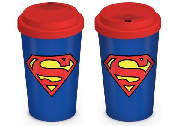 Superman - Travel Mug