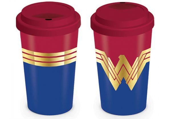 Wonder Woman - Travel Mug