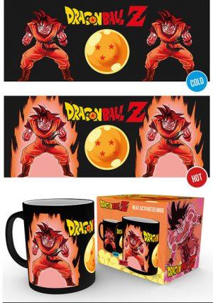 Dragon Ball Z - Super Saiyan Heat Mug