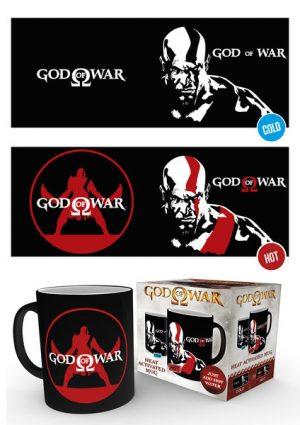 God of War - Kratos Heat Mug