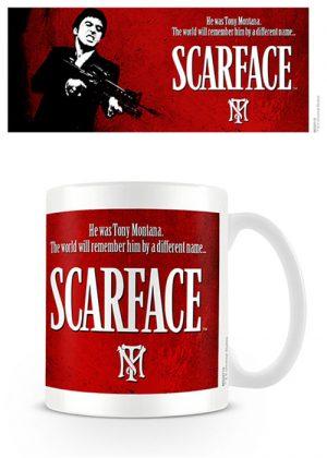 Scarface - Splatters