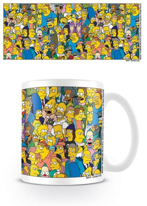 The Simpsons - Characters