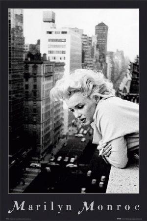 Marilyn Monroe - Window