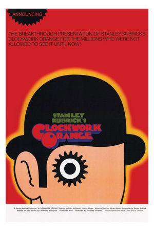 Clockwork Orange - Cover