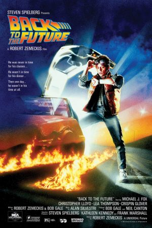 Back to the Future - Cover