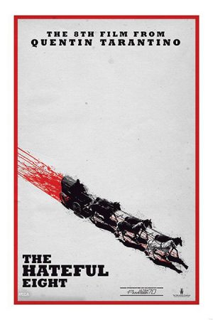 The Hateful 8 - Cover
