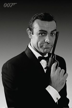 James Bond - Connery Tuxedo