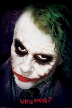 The Dark Knight - Joker Face