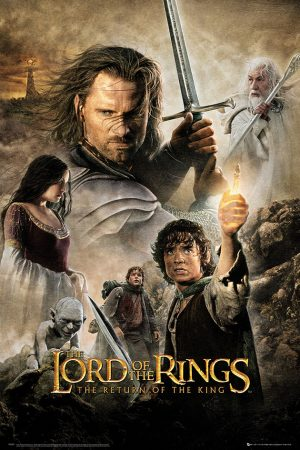 Lord of The Rings - III Cover