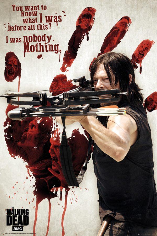 The Walking Dead - Bloody Daryl