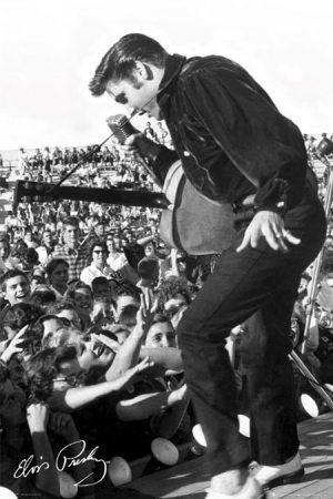 Elvis Presley - Stage
