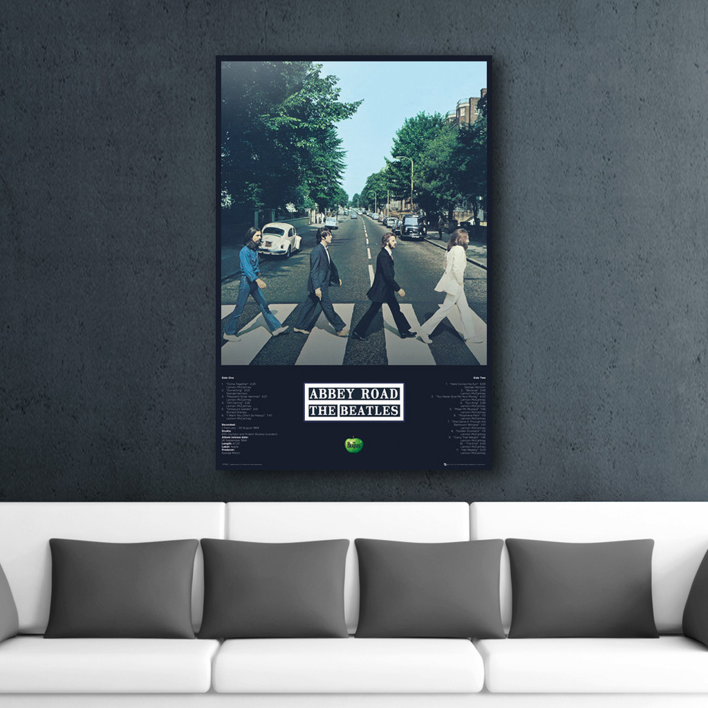 The Beatles - Abbey Road Tracks