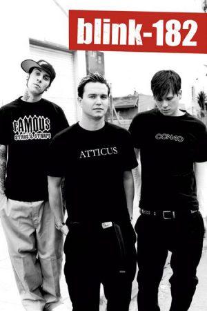 Blink 182 - Black and White