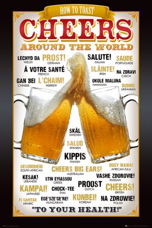Cheers - Around the World