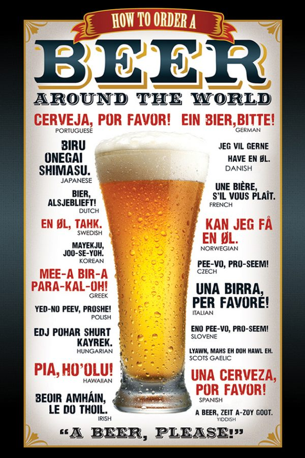 Beer - How to order