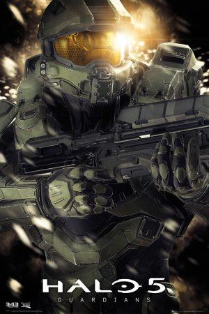 Halo - Halo 5 Cover