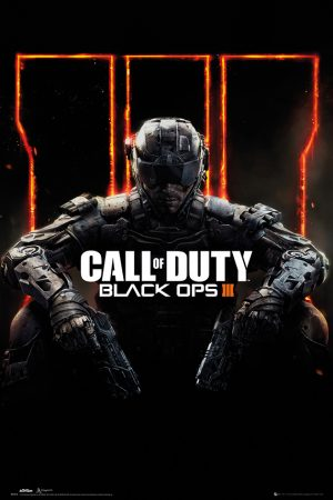 Call of Duty - Black OPS 3 Cover