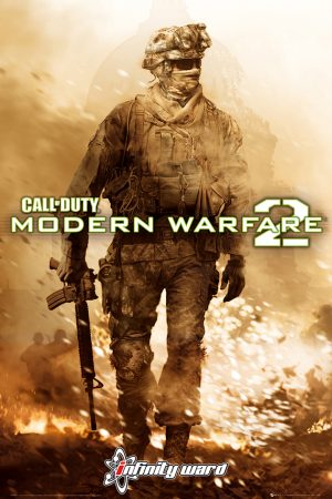 Call of Duty - Modern Warfare 2 Cover