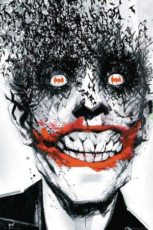 Batman - Joker Bats