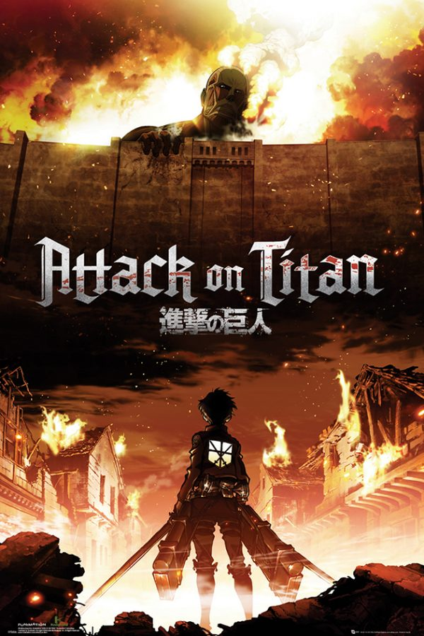 Attack on Titan - Key
