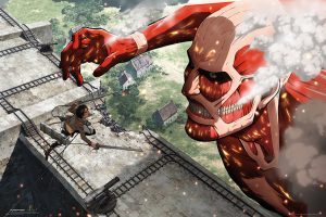 Attack on Titan - Titan