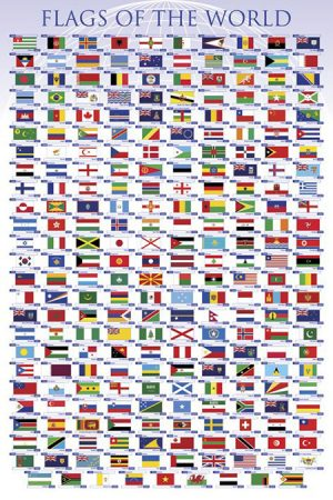 World - Flags of the World