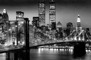 New York - Manhattan Black