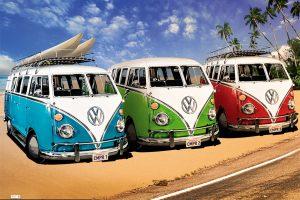 VW Camper - Three