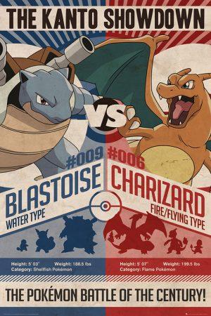 Pokemon - Red vs Blue