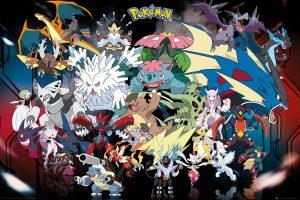 Pokemon - Mega