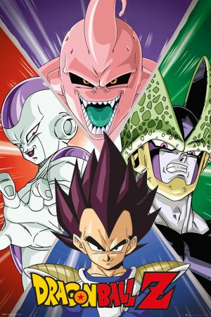 Dragon Ball Z - Villains