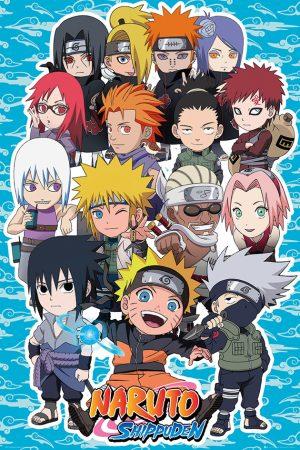 Naruto Shippuden - Chibi