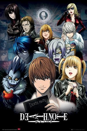 Death Note - Collage