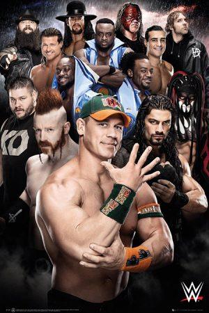 WWE - Superstars 2016