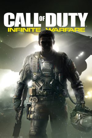 Call of Duty - Infinite Warfare Cover