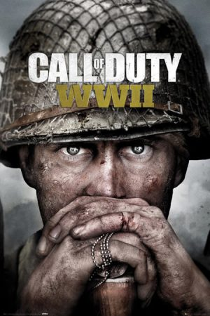 Call of Duty - WWII Key Art