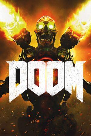 Doom - Key Art