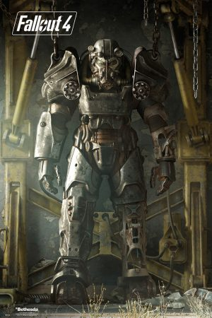 Fallout - 4 Key Art
