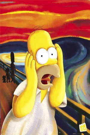 Simpsons - Scream
