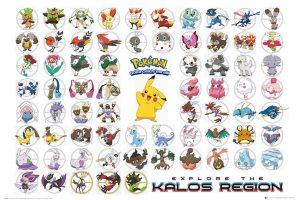 Pokemon - Kalos