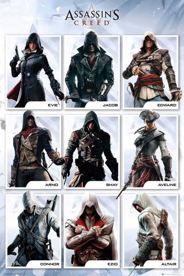 Assassins Creed - Compilation